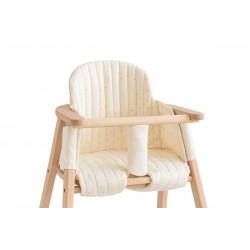 Coussin chaise haute...