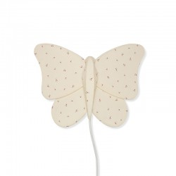 Lampe murale papillon -...